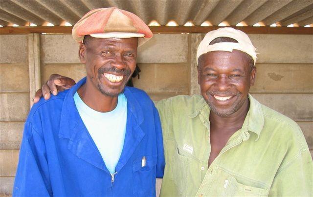 Phillip Kayiya & Lazarus Tandi